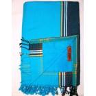 Kikoi Badetuch Turquoise