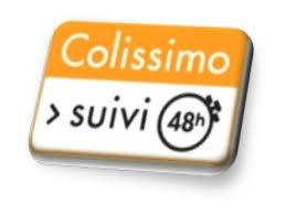Livraison avec Colissimo